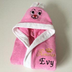 Cadou pentru Evelina Evy halat personalizat