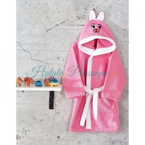 Halate baie fete roz 1-9 ani