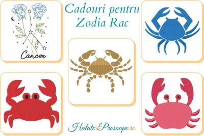 Cadouri personalizate cu zodia RAC