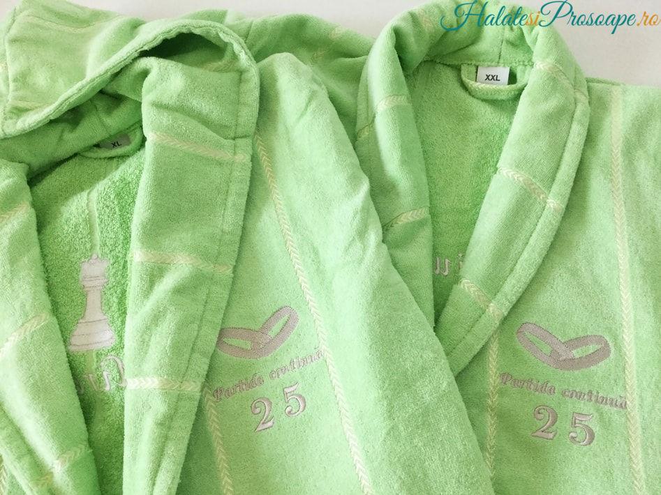 Cadouri pentru sahisti halate verzi personalizate