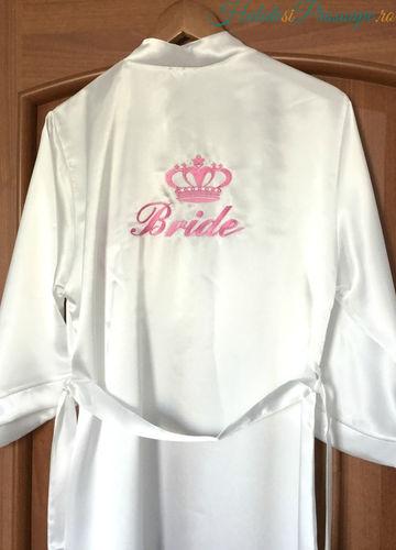 Halat satin bride