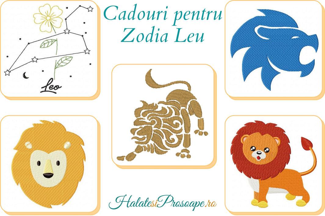 Variante grafice pentru semnul zodiacal Leu