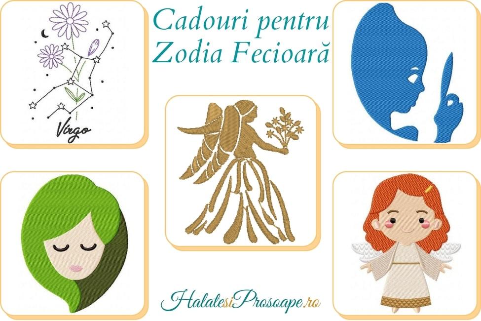Designuri cadouri personalizate cu zodia fecioara